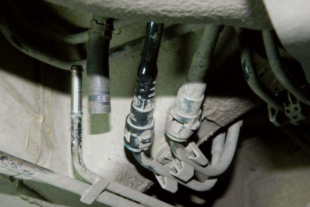Шевроле замена топливного фильтра дизель