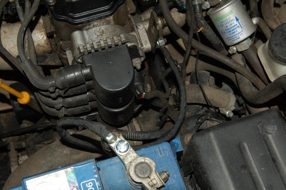 масса с двигателя на кузов chevrolet aveo