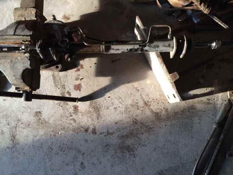 Шевроле реззо ремонт рулевой рейки