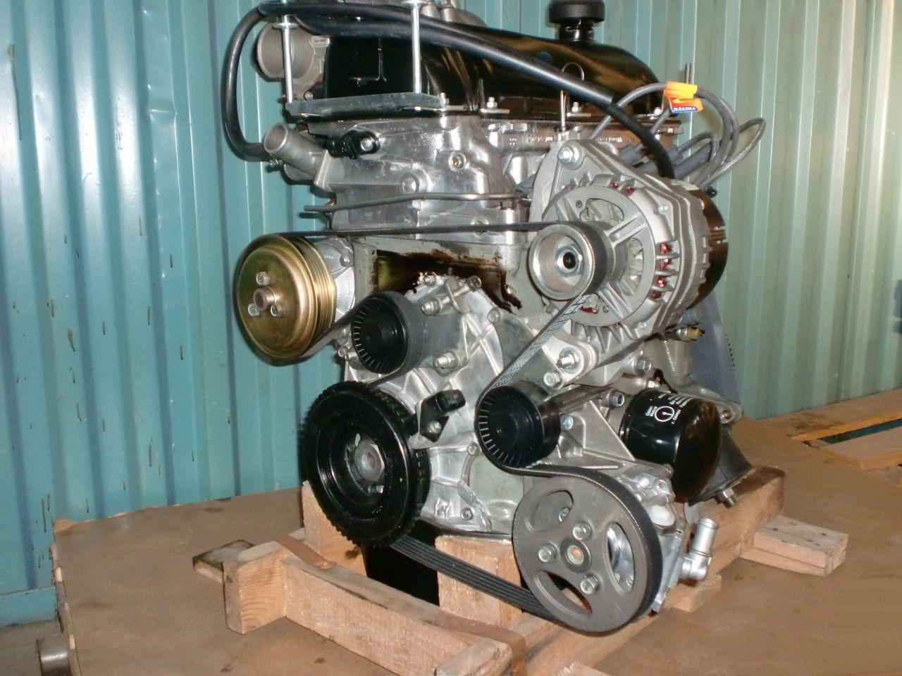 схема управления двигателем ваз нива 21214