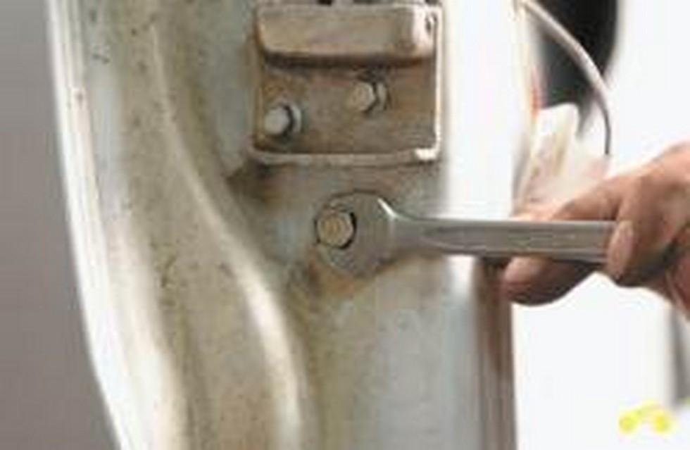 Как отрегулировать двери на ваз