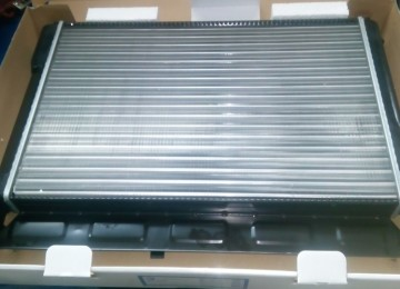 Замена радиатора охлаждения (Вариант 2)