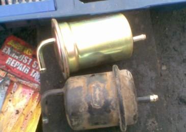 Стабилизатор и топливный фильтр