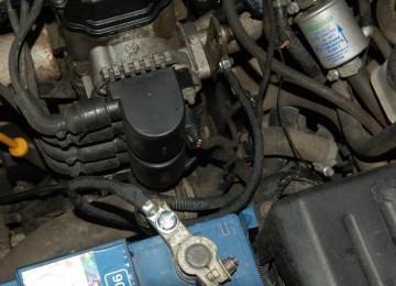 Aveo: Дополнительная масса на двигатель