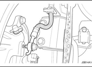 Lacetti: Задний тормозной шланг