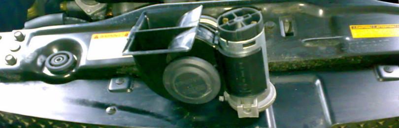 Лачетти: установка сигнала и ксенона
