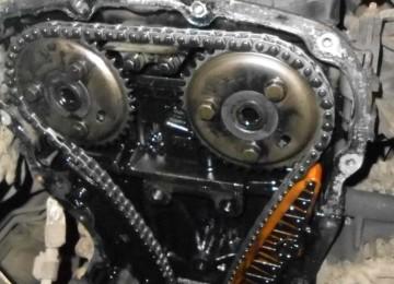 Замена цепи ГРМ двигателя Шевроле НИВА