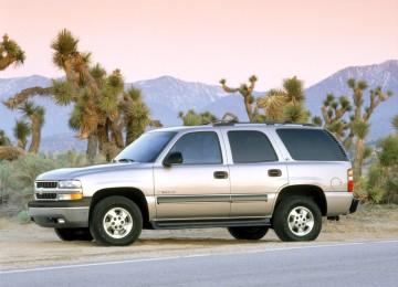 Chevrolet Tahoe GMT 840