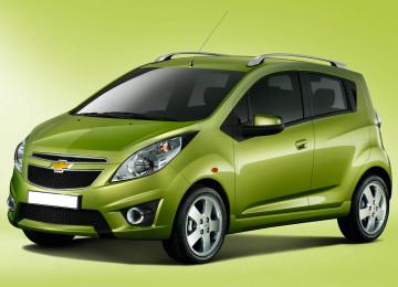 GM совместно с SAIC создаст линейку бюджетных Chevrolet
