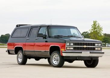 Восьмое поколение Chevrolet Suburban