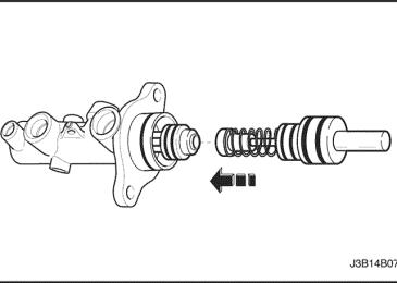 Lacetti: Ремонт главного тормозного цилиндра