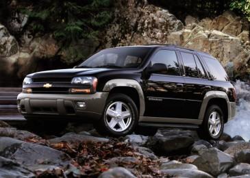 Chevrolet TrailBlazer 2001-2009