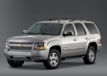 Chevrolet Tahoe 2007-2014 (GMT900)