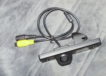 Лачетти: установка камеры заднего вида
