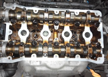 Aveo: Замена прокладки крышки клапанов