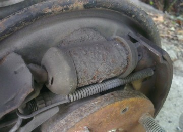 Aveo: Замена тормозных цилиндров