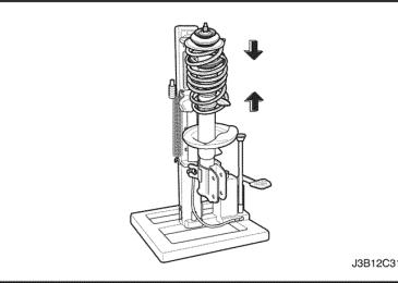 Lacetti: Ремонт телескопической стойки передней подвески