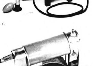 Lacetti: Поиск трещин в двигателе и в цилиндрах