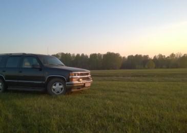 Chevrolet Tahoe (GMT400)